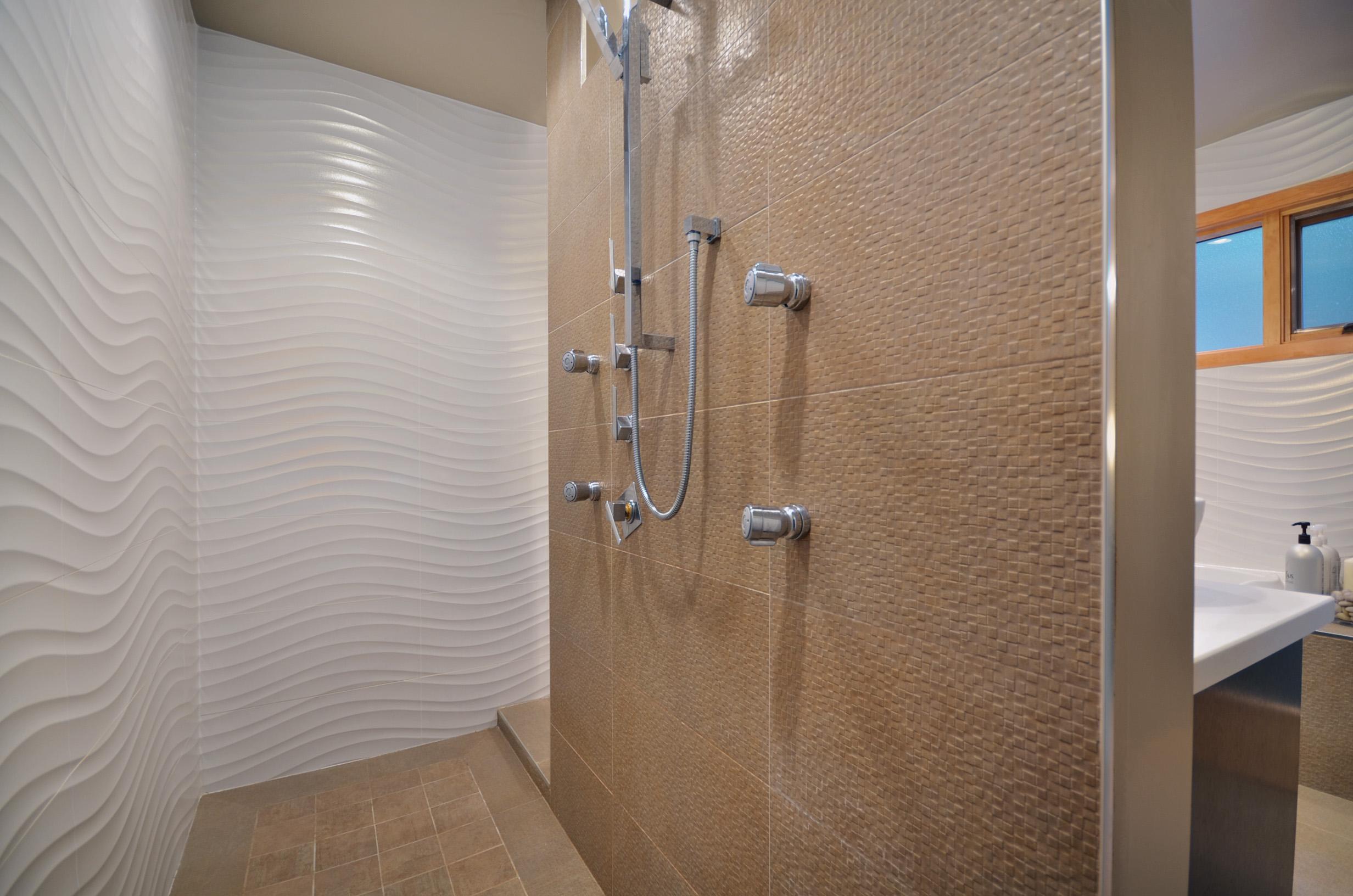 Walk through shower joy studio design gallery best design for Walk through shower pros and cons