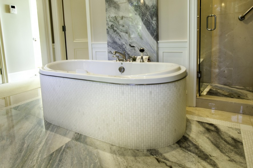 Gorgeous Custom Tub